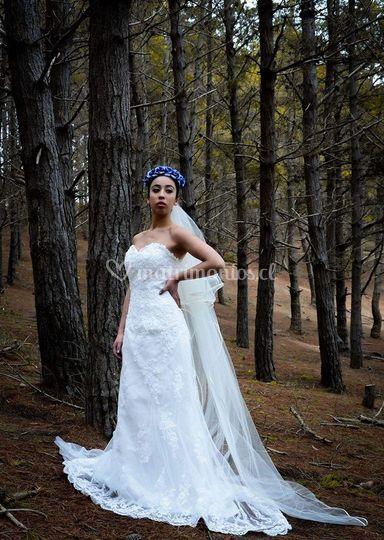 Vestido Antonia talla 38-40