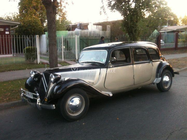 Autos Clásicos Chile