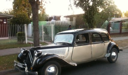 Autos Clásicos Chile 1