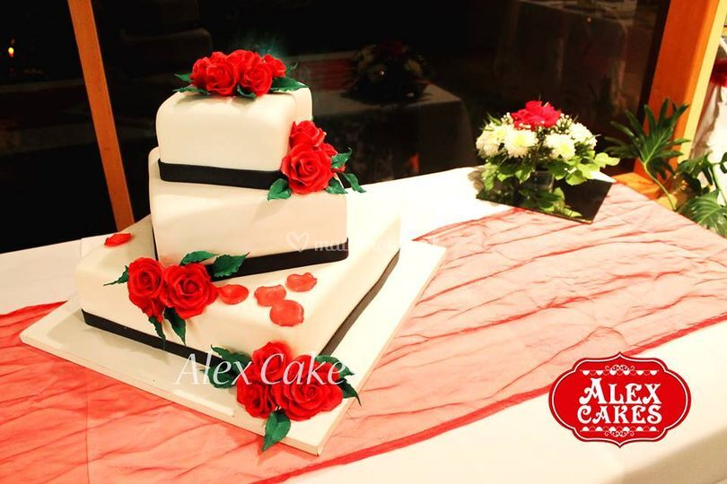Torta asimétrica