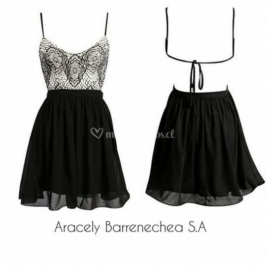 Aracely Barrenechea Fiesta