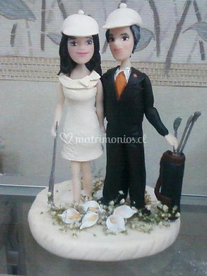 Figuras de torta