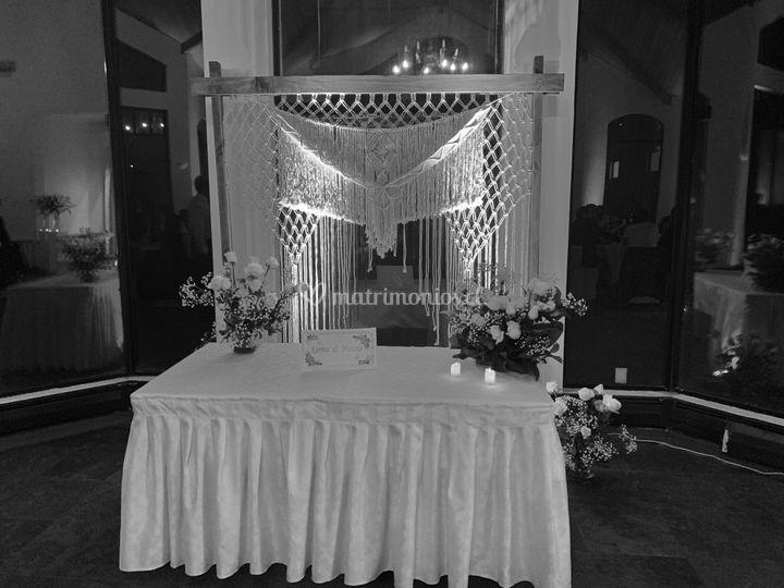 Altar Leñadura Salón Lenga