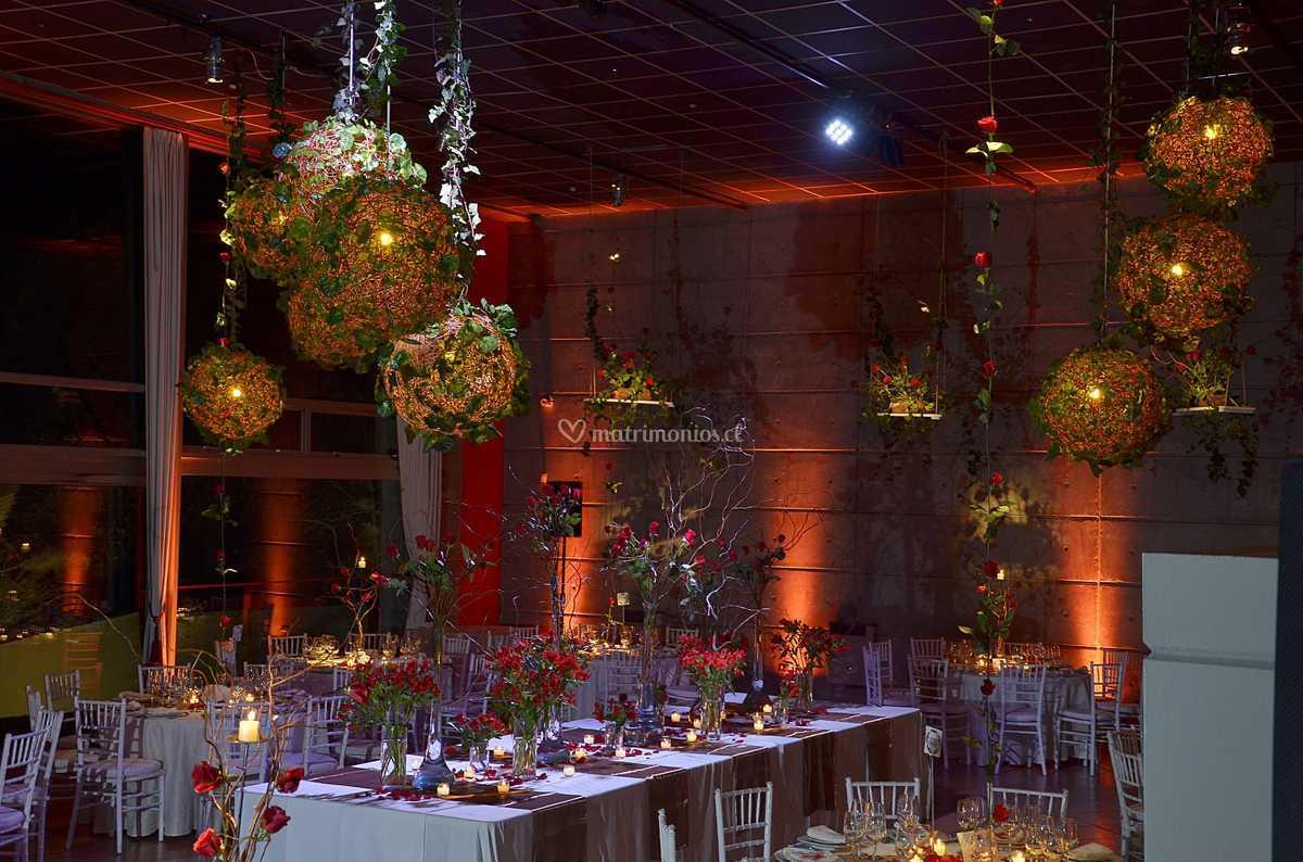 Evento Terrazas De La Reina De Rosa Ibar Banquetes Foto 1