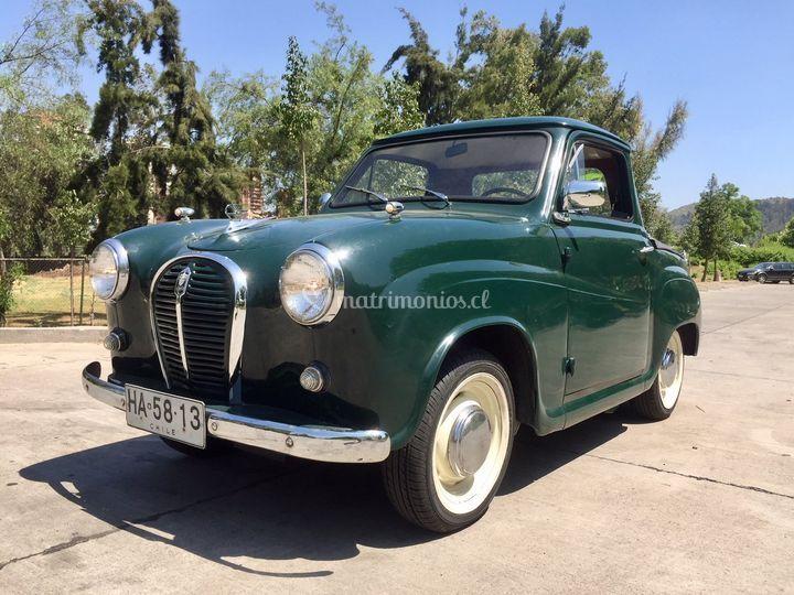 1957 Austin A35 Pick-Up