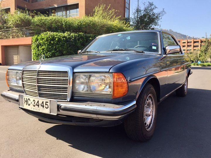 1981 Mercedes Benz 280CE