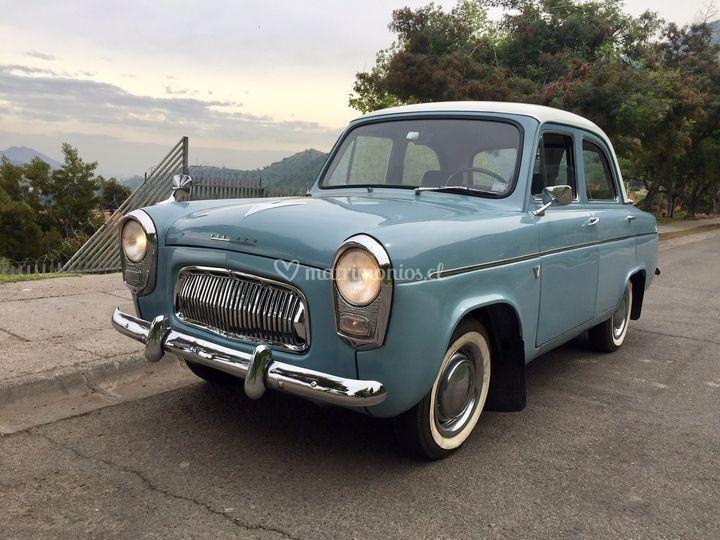 1959 Ford Prefect