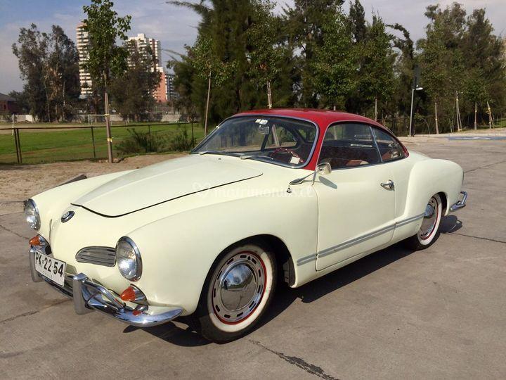 1962 Volkswagen Karmanghia