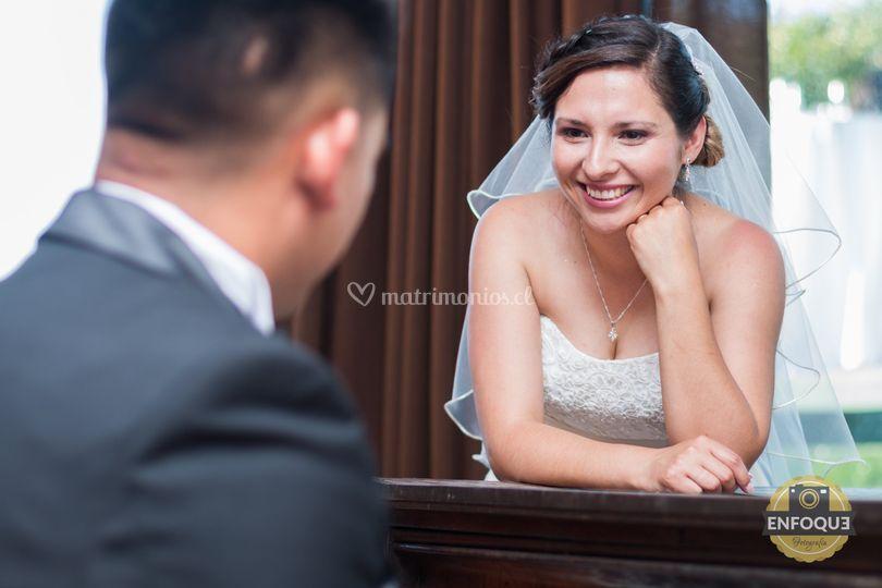 Matrimonio Alan & Francisca