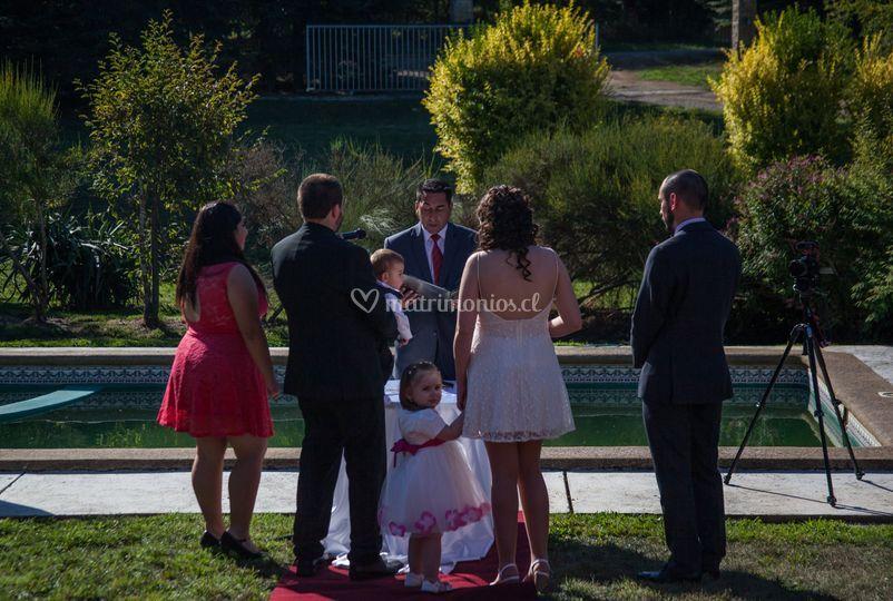 Matrimonio de Nico y Eli