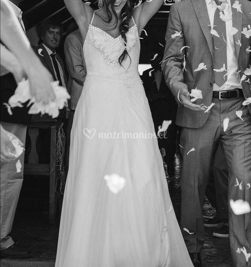 Hermosos vestidos de matrimonio