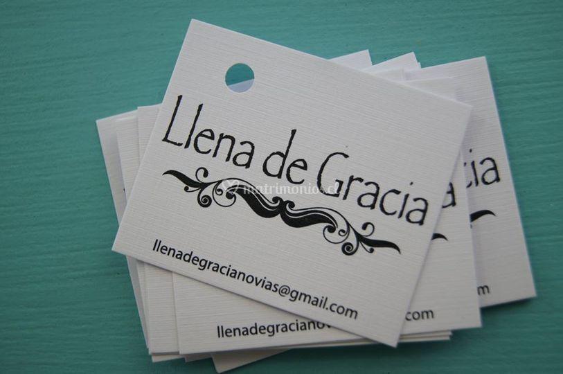 Llena de Gracia Novias