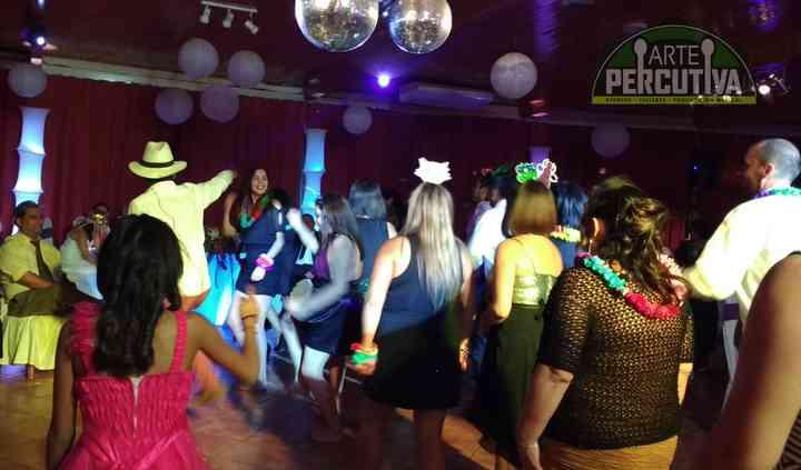 Baile entretenido cubano