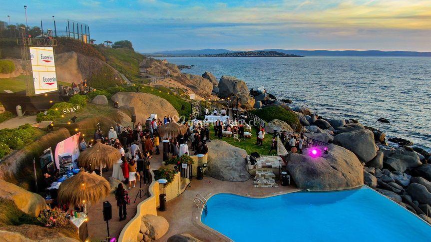 Evento Playa Blanca