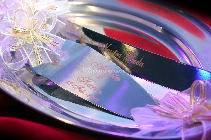 Cuchillos de ceremonia