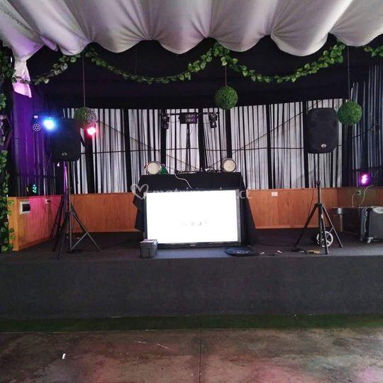 Fiesta gala 8º básico