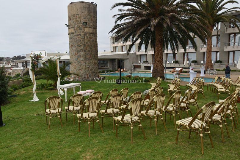 Panamericana hotel quintero