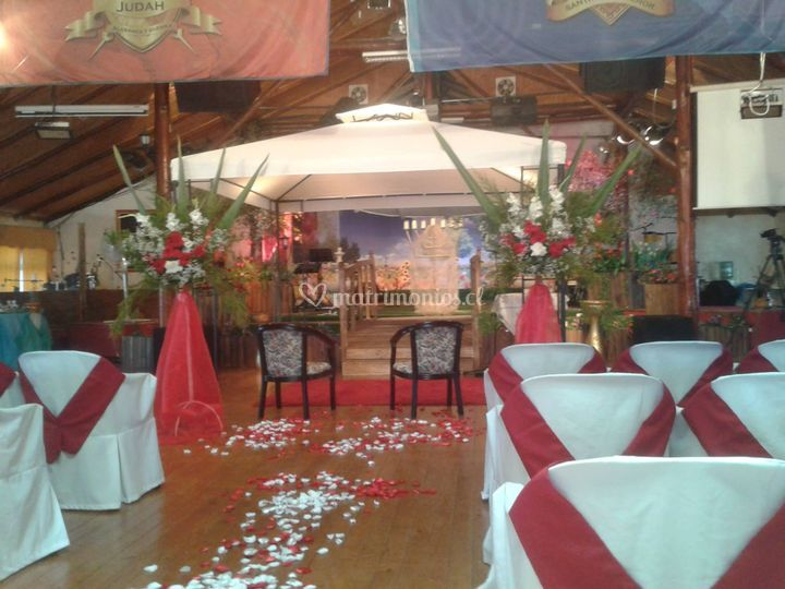Decoracion Salon de eventos