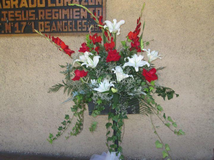 Arreglos de flores