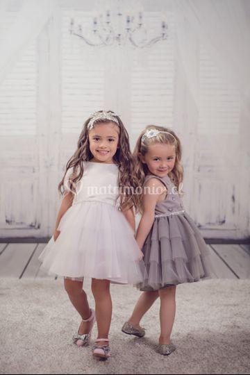 Vestidos de 1 a 8 años