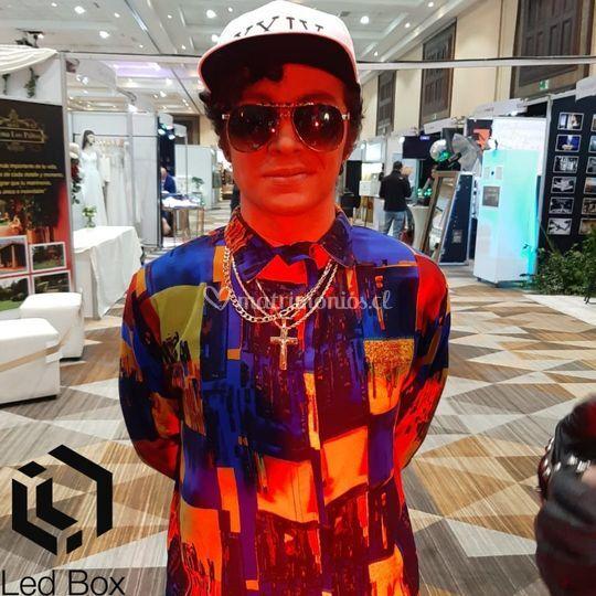Bruno Mars de Las Vegas Box