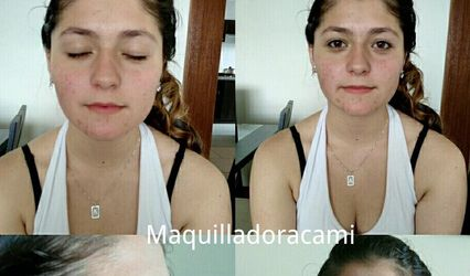 Maquilladora Cami