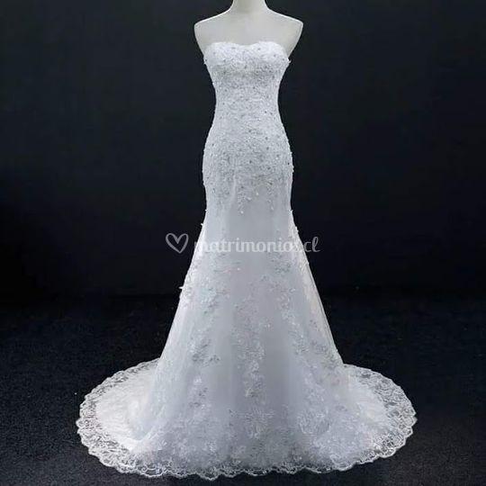 Venta de vestidos de novia en hualpen