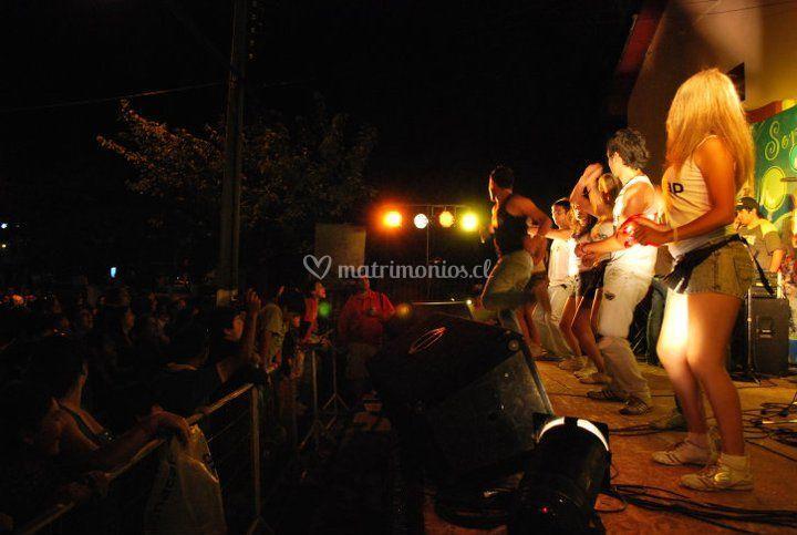 Evento Quillon 2012