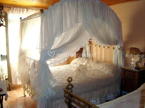 Hermosas habitaciones