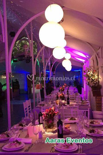 Cenas de bodas