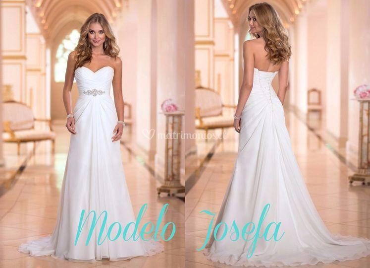 Modelo Josefa disponible