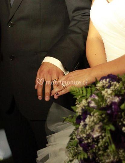 Unión de matrimonio