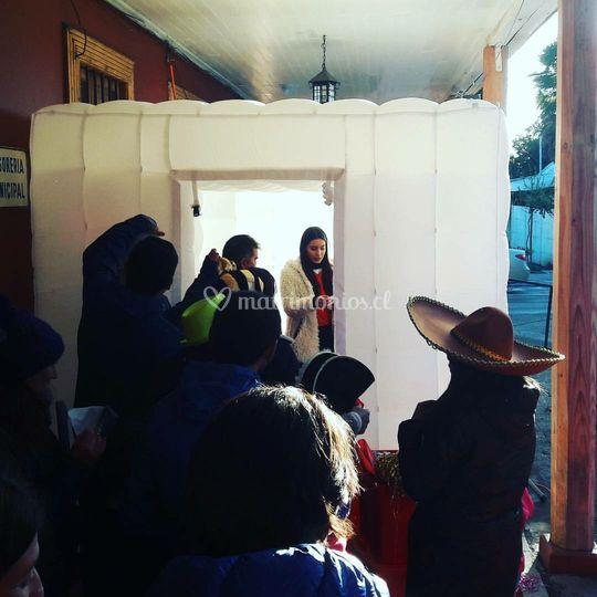 Foto cabina