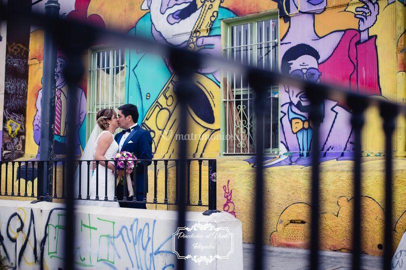 Sesión recién casados