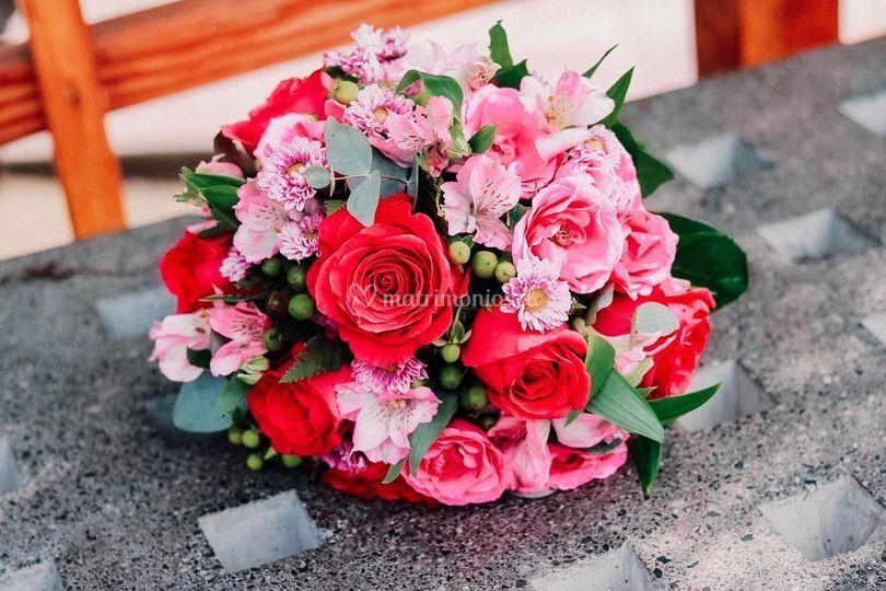 Sinfonía en rosas