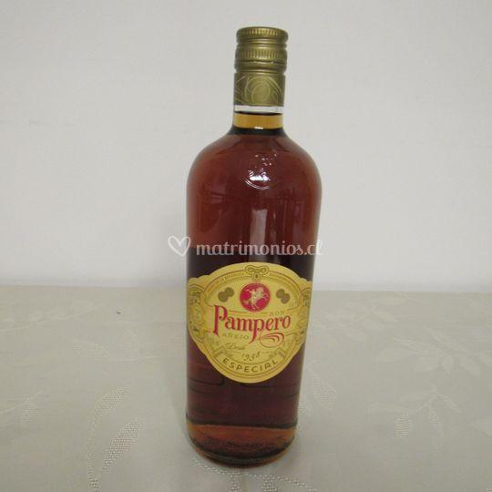 Ron pampero 1 litro