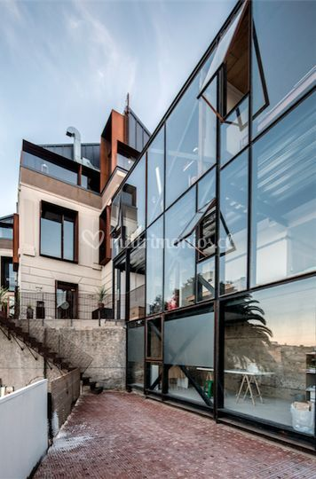 Arquitectura moderno