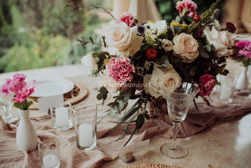 Nuestras flores
