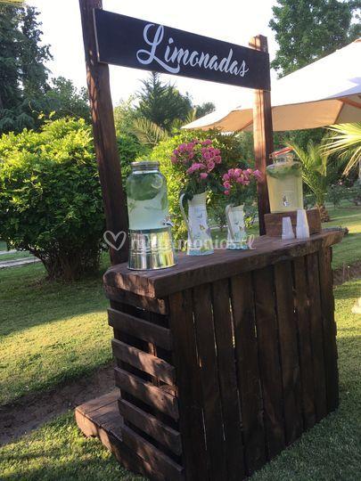 Estación para limonadas