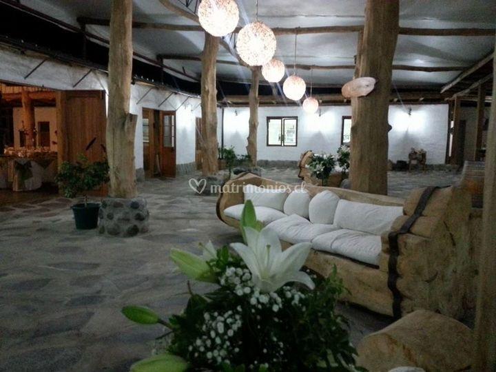 Centro de Eventos Antumalal