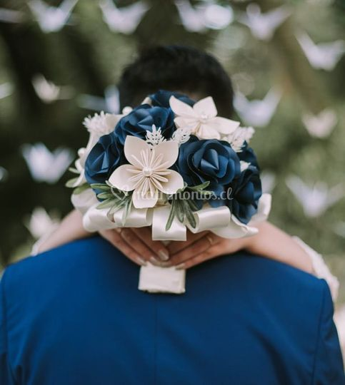 Bouquet de novia momoka