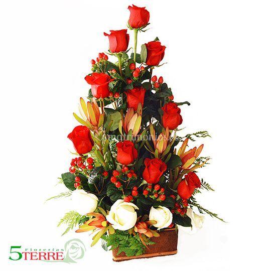 Arbol de rosas
