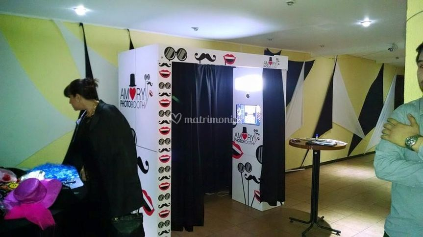 Amory photo booth