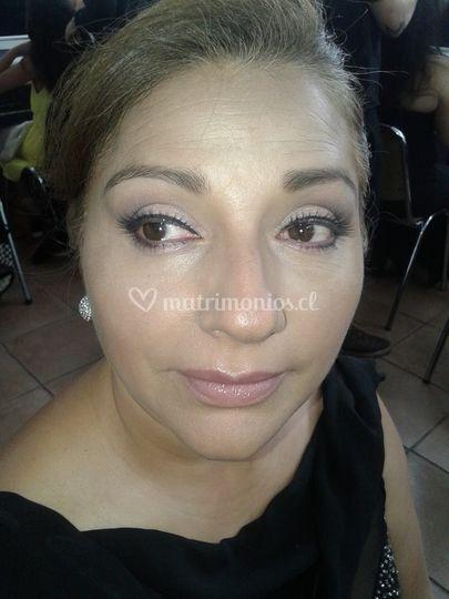Maquillaje gala