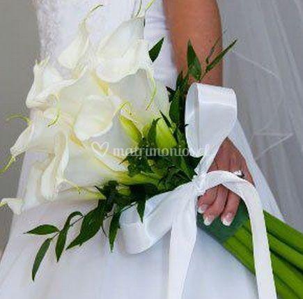 Bello ramo de novia