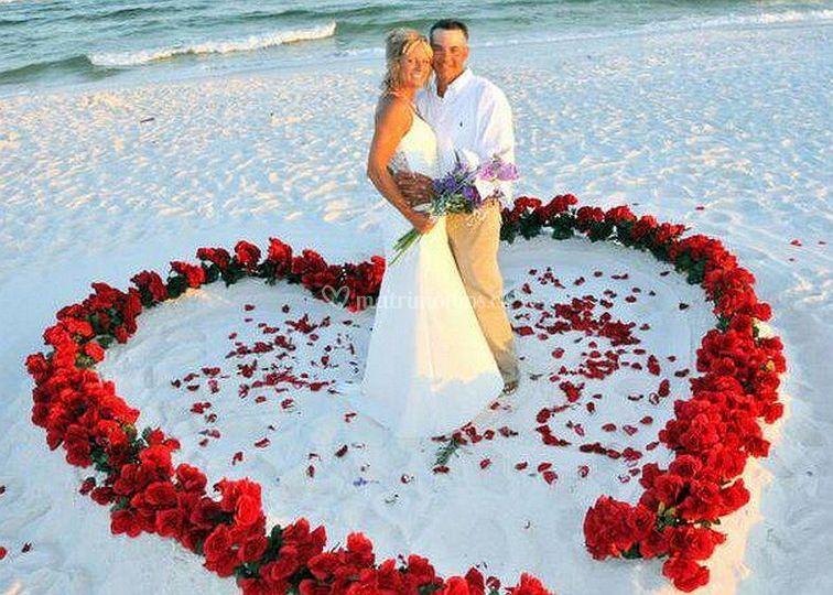 Flores para el matrimonio