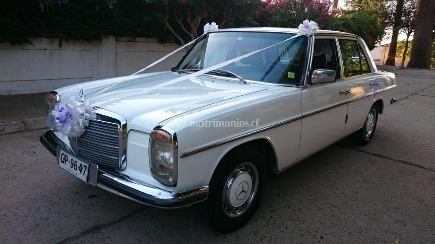 Mercedes-benz 1975