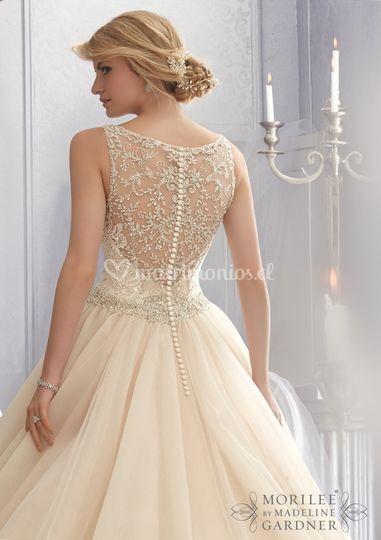 Vestido tamara ml-2684