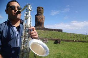 Sebastián Zúñiga - Saxofonista