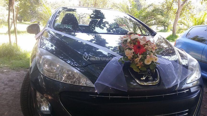 Hermoso ramo de flores natural de Events & Services Chile